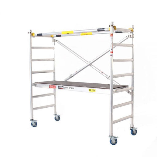 Zippy Folding scaffold Base unit 3.4m Working Height