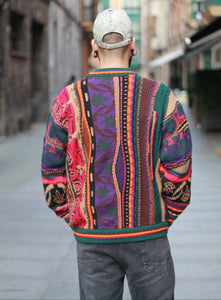 AUTHENTIC COOGI® BRAND WOOL SWEATER