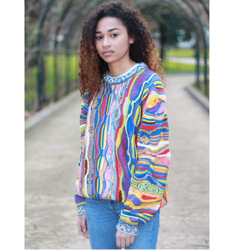 BITTER COOGI SWEATER