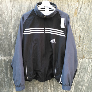 BROOKLYN ADIDAS TRACK JACKET L