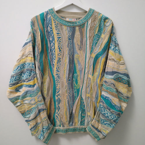 AUTHENTIC COOGI® SPRING SWEATER M