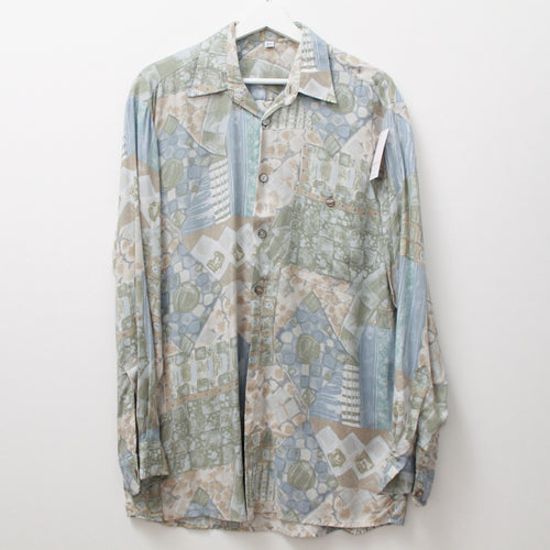 BAROQUE CRAZY SHIRT L