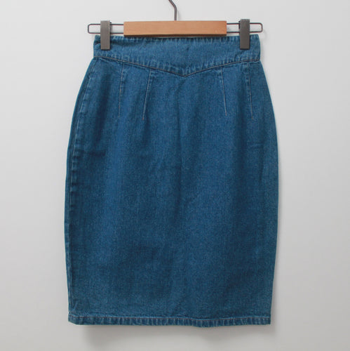 LIGHT DENIM LILA'S SKIRT