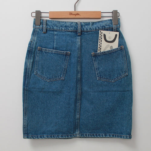 OCEAN LILA'S DENIM SKIRT