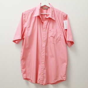 SALMON CARHARTT SUMMER SHIRT M