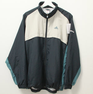COLOR BLOCK ADIDAS TRACK JACKET M