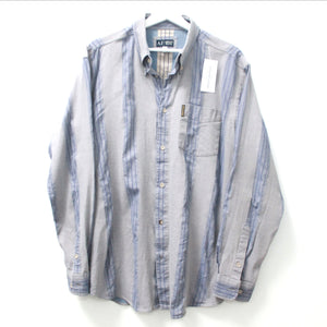 90s ARMANI JEANS QUALITY WINTER SHIRT M