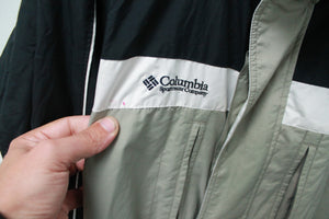 TRICOLOR COLUMBIA QUALITY WINTER ANORAK XL