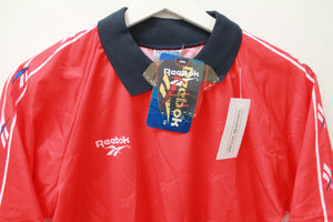 80s REEBOK DEADSTOCK FOOTBALL TEE S