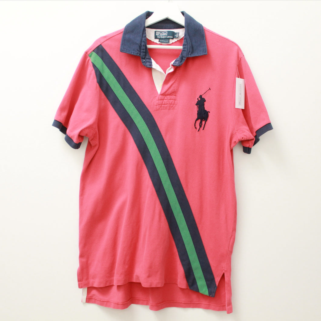 RALPH LAUREN REAL POLO SHIRT M