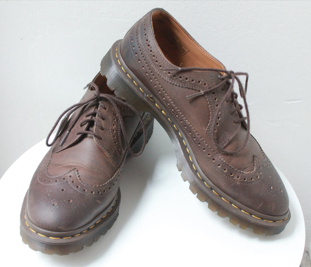 DOC MARTENS 3989 BROWN 43