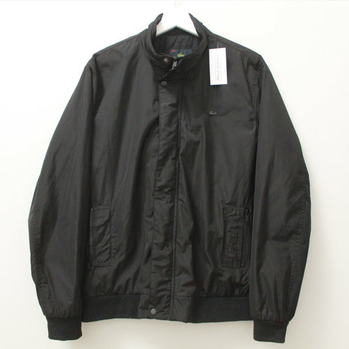 LACOSTE TOTAL BLACK QUALITY HARRINGTON M
