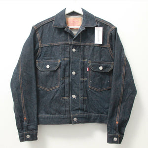 507XX LEVIS VTG CLOTHING TYPE 2 JACKET XS