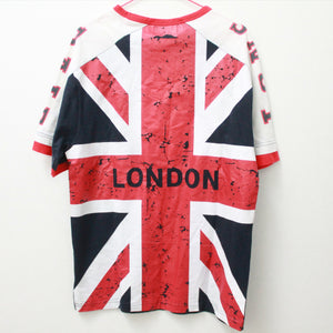 LONSDALE LONDON UNION FLAG TEE S