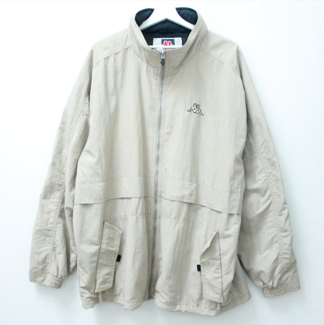 90s KAPPA QUALITY TRAINER JACKET XL