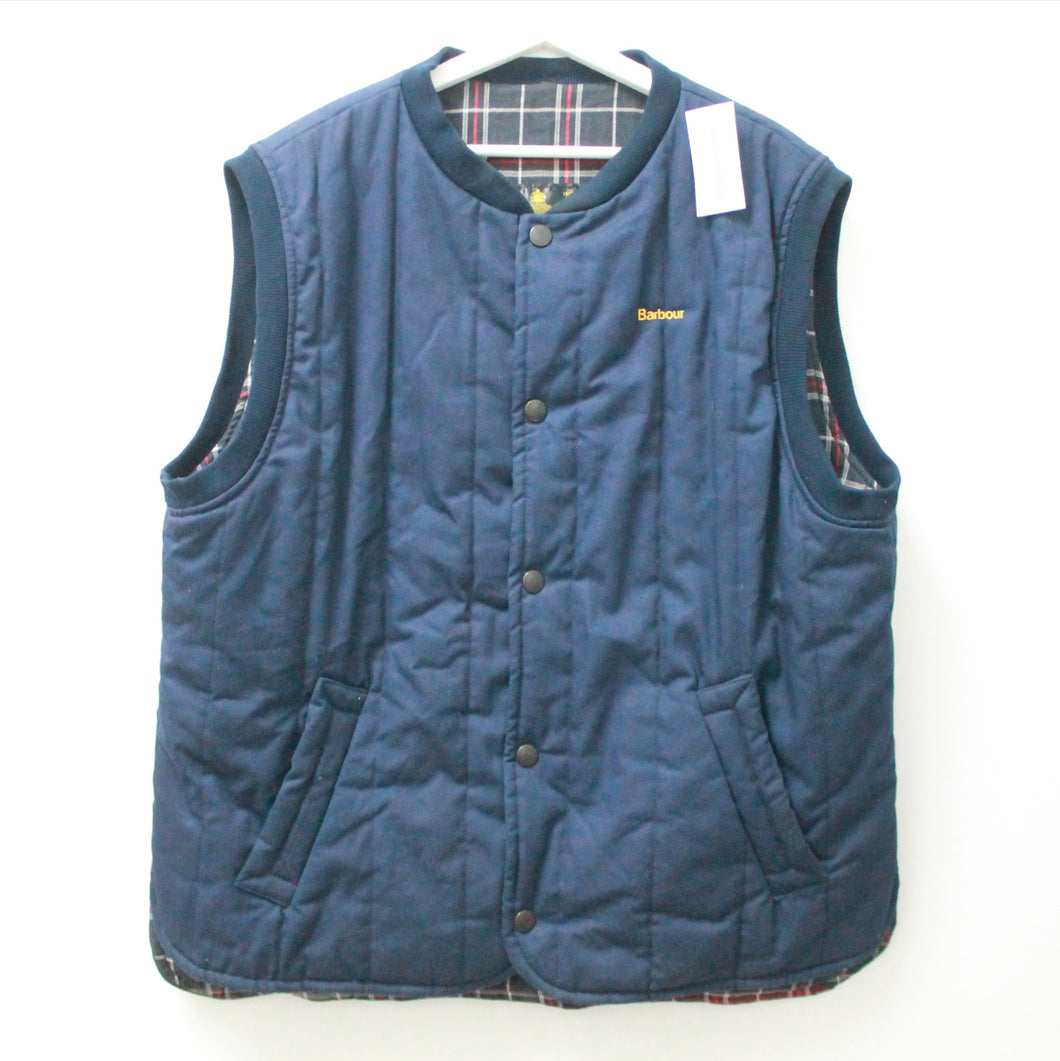 SOMERSET BARBOUR TREKKER VEST XL
