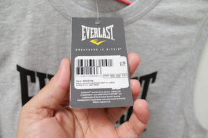 BRAND NEW SLEEVELESS EVERLAST TEE XL