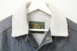 VINTAGE PRIVATA DENIM SHERPA M