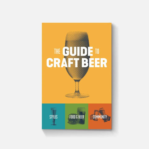 the guide to craft beer book