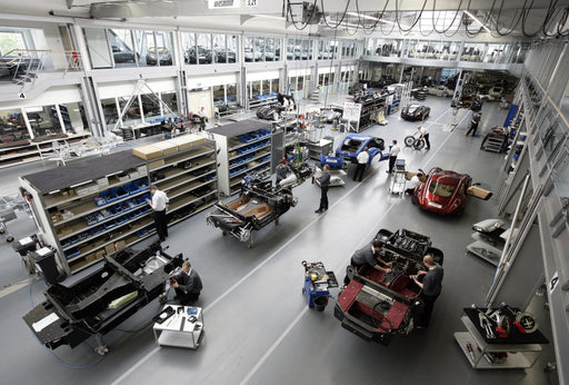 2008 -Wiesmann opens the new Dülmen-based iconic factory in  Germany.  The new factory attracts over 30,000 international visitors. Wiesmann releases the critically acclaimed GT MF5.