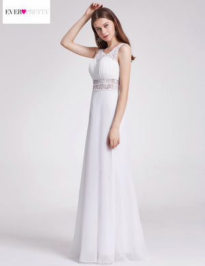 Simplistic Wedding Dress