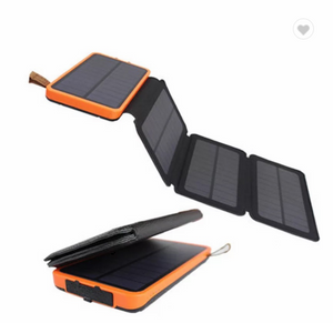 EZ Power Portable Solar Power Bank Charger
