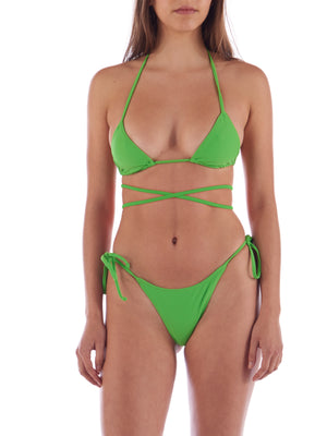 Flo Top Grasshopper Green