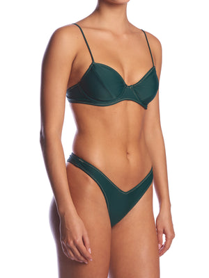 Konoka Bottom (Emerald Green)