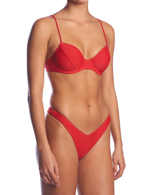 Konoka Bottom (Ruby Red)