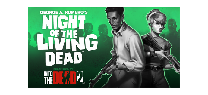 Night of the Living Dead Mobile Video Game - Available Oct 18th -- One Week Only