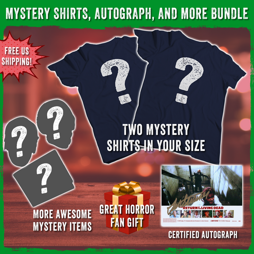 Mystery Shirts, Autograph, and More Bundle!