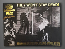 Load image into Gallery viewer, John Russo Autographed Lobby Card