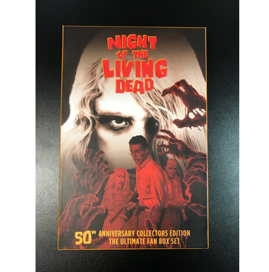 Night of the Living Dead Collector's Box