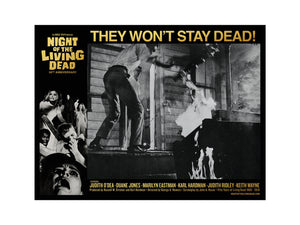 Night of the Living Dead Lobby Card 1