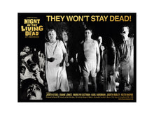 Load image into Gallery viewer, George Romero's Night of the Living Dead Lobby Card 6