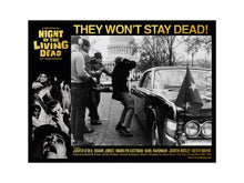Load image into Gallery viewer, Night of the Living Dead Lobby Card 4