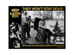 Night of the Living Dead Lobby Card 4