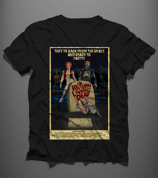 Return of the Living Dead - Limited Edition T-shirt