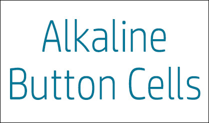 Alkaline Button Cells
