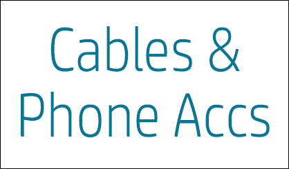 Cables & Phone Accessories