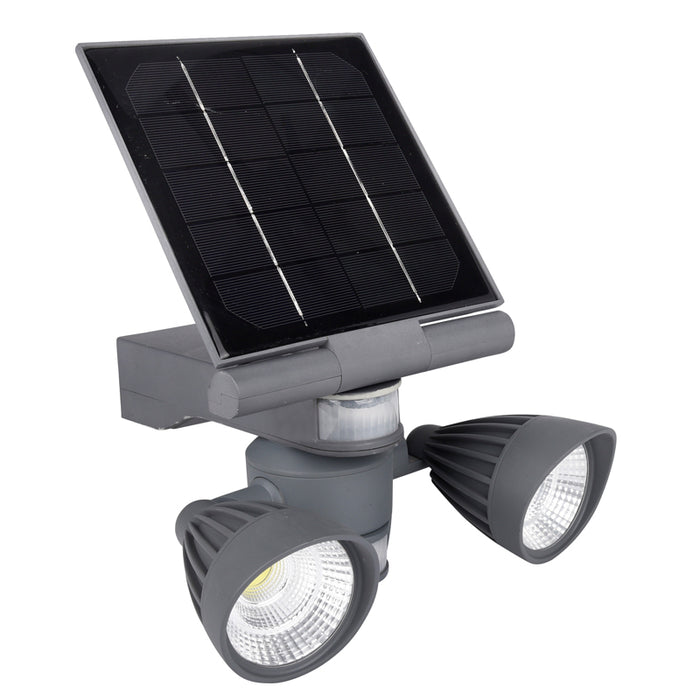 wholesale, wholesale spot light, solar, solar light, solar spot light, solar flood light, wireless flood light, wireless spot light, 600 Lumens, 2 x 5 Watt COB LED