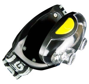 Camelion 4 White LED + 2 Red LED Head Lamp Blister Pack of 1