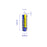 Westinghouse IFR14430 Lithium Phosphate Rechargeable Battery 400mAh Blister Pack of 4
