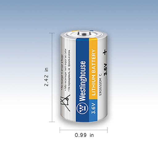 wholesale, wholesale batteries, ER26500 C, lithium primary batteries