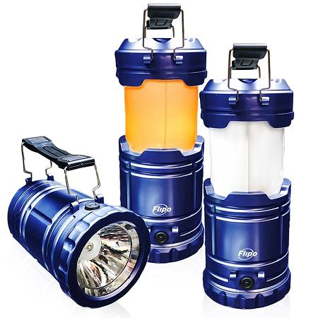 Slide-N-Glo™ 3-In-1 Lantern