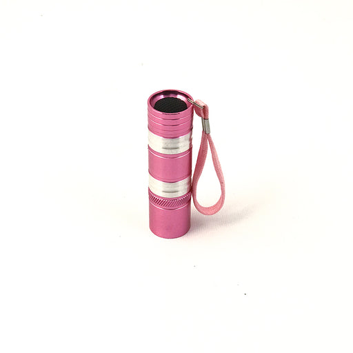 Breast Cancer Awareness 9 LED Pocket Flashlight 12 PC Display