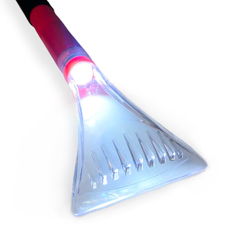 wholesale, wholesale ice scrapers, light up ice scraper, ice scraper with flashlight