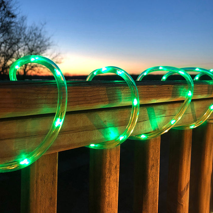wholesale, wholesale lighting, color changing rope lights, 100 LED rope lights, battery operated lighting, indoor lighting outdoor lighting, indoor decor, outdoor decor