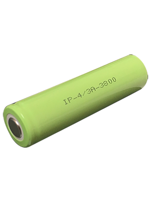 PowerPro 4/3 A Ni-MH 3800mAh Flat Top