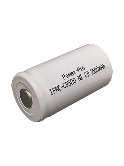 PowerPro C Ni-Cd 3500mAh Flat Top